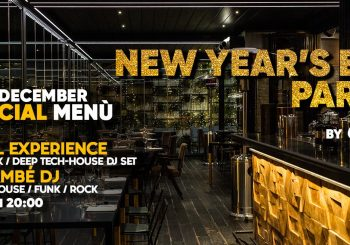 Cielo Fco – New Year's Eve Party