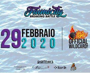 """""""Fiumicity Breaking Battle"""", il contest di breakdance il 29 febbraio"""