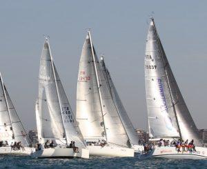 Coppa Italia vela d'altura, 15-17 settembre