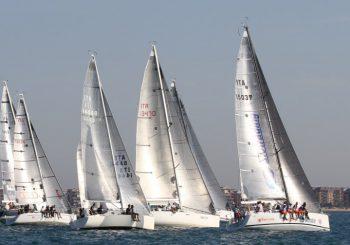 Vela, 37° Campionato Invernale di Roma dal 29 ottobre