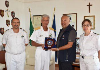 Salpa la Coorporazione  dei piloti dei porti di Roma