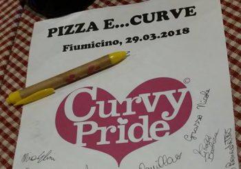"""""""Pizza e…curve"""", una serata dove ha vinto la bellezza"""