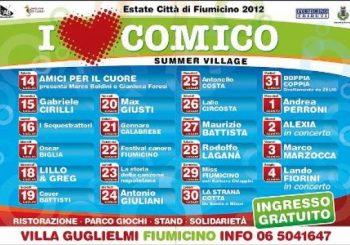I Love Comico, Antonello Costa