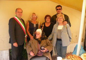 Maria Nardi compie 100 anni