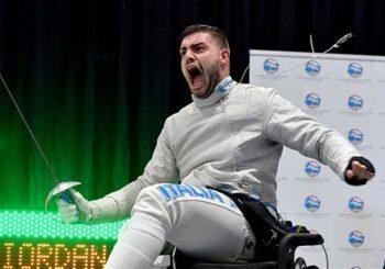 Mondiali scherma paralimpica, argento a Giordan