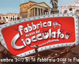 La Fabbrica del cioccolato in Fiera dal 18 novembre