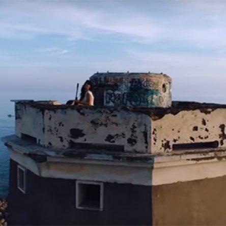 """Tiromancino, la clip di """"Sale, Amore e Vento"""" girata al vecchio Faro"""