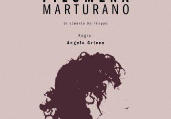 Filumena Marturano, il teatro di Edoardo il 15 aprile