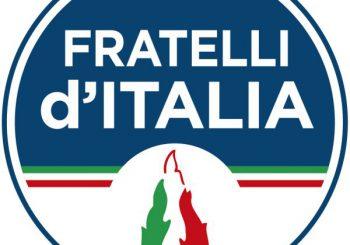 Sabato 31 marzo gazebo di Fratelli d'Italia a Piazza Grassi
