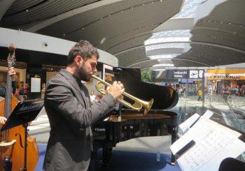 Giocajazz il 21 all'aeroporto con la Brass band per grandi e piccini
