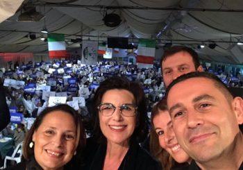 Lega Fiumicino: boom di pubblico per presentazione  candidate alle Europee