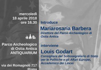 """Incontro """"Cittadinanza europea e diritti civili"""" il 18 aprile a Ostia"""
