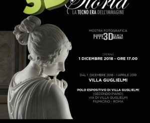 Il Sesterzio di Traiano alla mostra 3D Storia