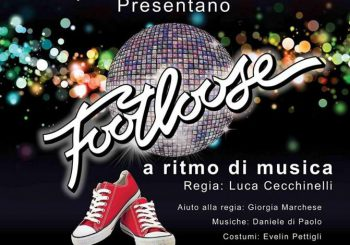 """Footloose"", 19-20 luglio a Villa Guglielmi"