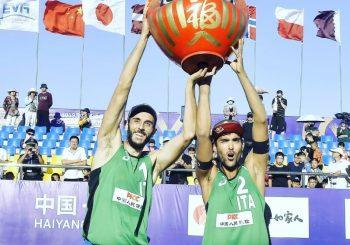 Beach volley, Lupo-Nicolai si qualificano per Tokyo 2020