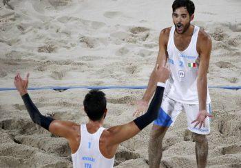 Qualificazione olimpiadi, buona la prima per Lupo-Nicolai