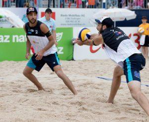 Lupo-Nicolai a Doha cadono in semifinale