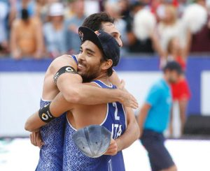 Beach volley, esordio vincente agli Europei per Lupo-Nicolai