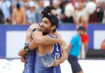 Beach volley, esordio vincente agli Europei per Lupo-Nicolai