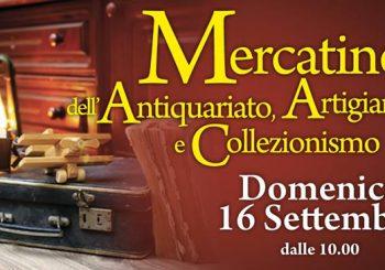 Parco Da Vinci, torna il Mercatino il 16 settembre