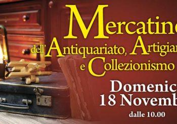 Parco da Vinci, torna il Mercatino il 18 novembre