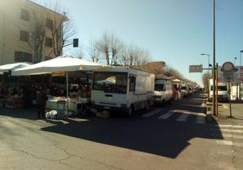 Spostamento mercato, sit-in Associazione Pesce Luna il 6 giugno