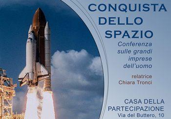 Maccarese, le più grandi missioni spaziali il 26 gennaio