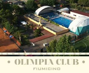 Olimpia Club, un super centro sportivo a Fiumicino