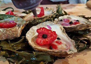Il Tino, corso di cucina sulle ostriche il 18