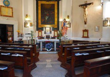 Destituzione del parroco di Castel di Guido, le proteste della comunità