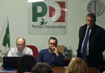 PD Fiumicino, Giordano segretario e Patriarca presidente