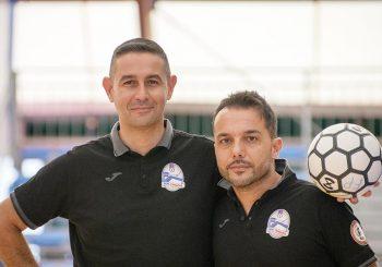 Calcio a 5, Consalvo e Favoccia salutano il Real Fiumicino