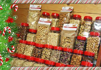 Le prelibatezze di Pinus Pinea, idee regalo per Natale