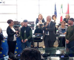 Boxe, Comune e Regione premiano il giovane Valerio Colantoni