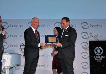 """Fondazione Foedus, """"Un dono per un sorriso"""" compie 18 anni"""