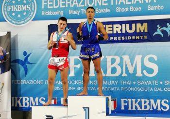 "Muay Thai, Calicchio: ""Soddisfazione per vittorie Mircen Sevdalin"""