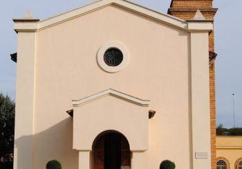 Isola Sacra, tenta furto del porta offerte in chiesa