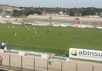 L'Sff Atletico naufraga in Sardegna, ko a Sassari