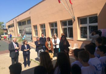 Passoscuro, ristrutturata la scuola Erminio Carlini