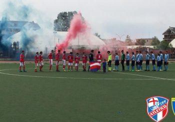 Sff Atletico, polo del Frosinone Calcio