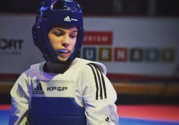 Taekwondo, i complimenti di Calicchio a Sofia Zampetti