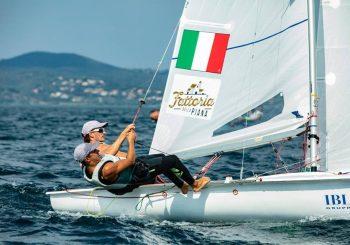 Mondiale Juniores 470, azzurre sul podio a Bracciano