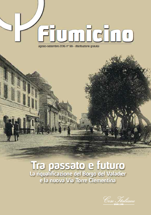 copertina QFiumicino agosto 2016