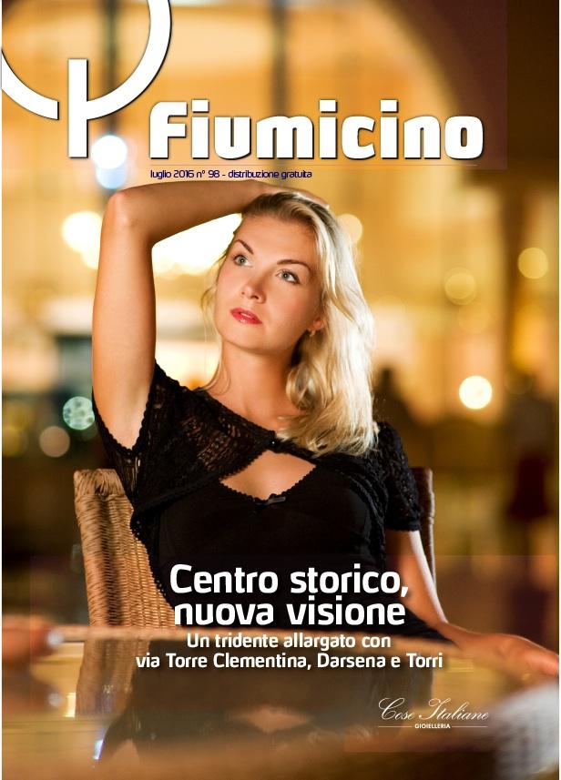 copertina QFiumicino luglio 2016