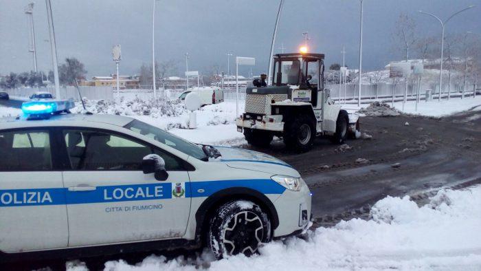 neve polizia locale