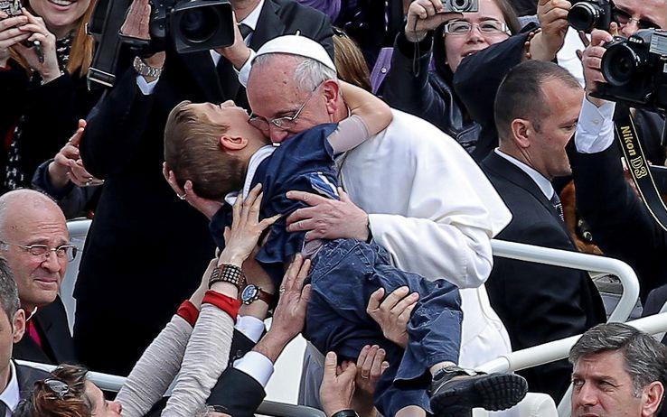 Papa Francesco: sostegno alla