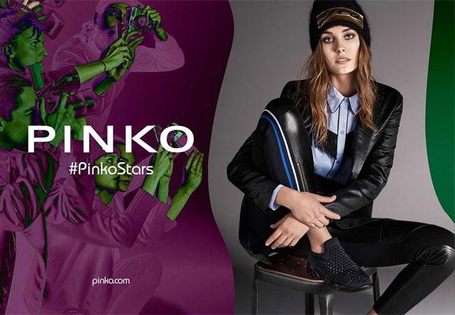 sports shoes 162bf 701dc Pinko: la collezione autunno-inverno 2016-17 - QFiumicino.com