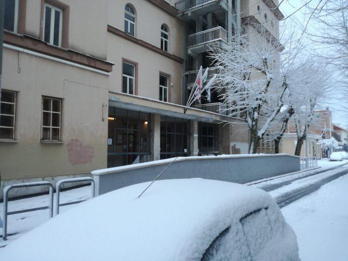 scuola neve