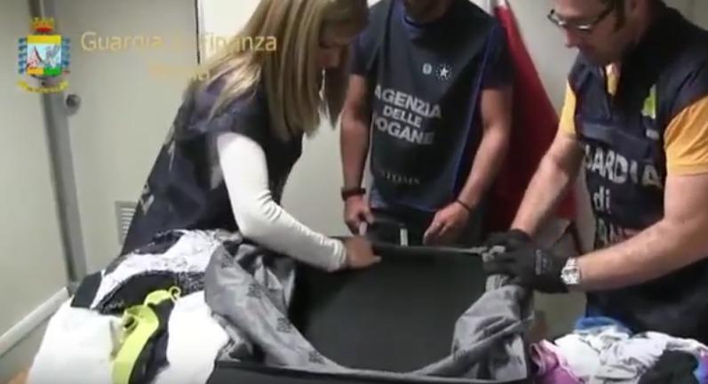 Narcotraffico a Fiumicino: 32 kg di eroina sequestrati all'aeroporto