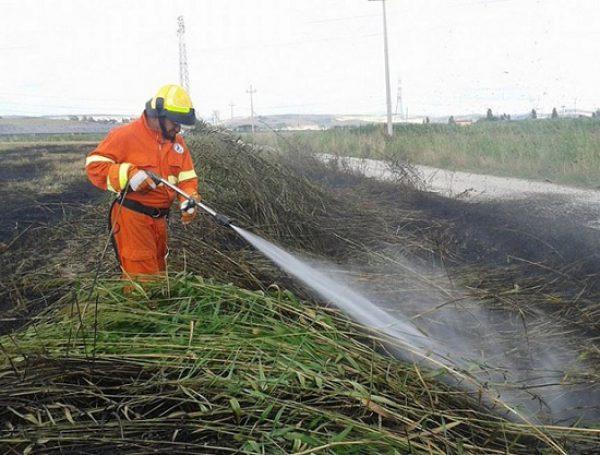 volontari antincendio